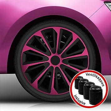 -Tapacubos/embellecedores Strong, apto para casi todos los tipos de vehículos