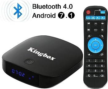 Kingbox K1 Plus Android Smart TV Box