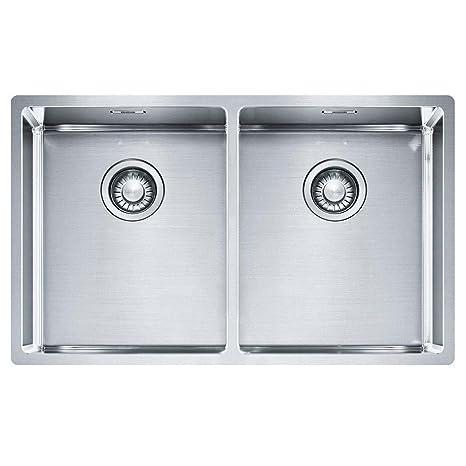 Franke 127.0370.188 lavello da cucina in acciaio INOX con ciotola ...