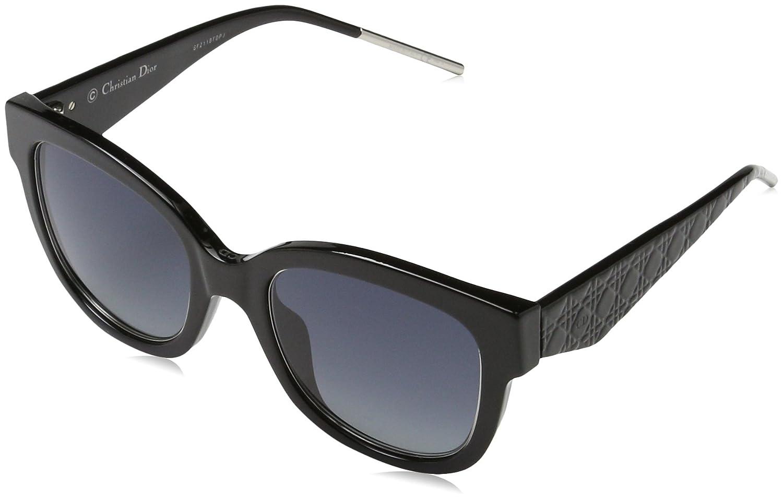 Dior VERYDIOR1N HD 807 Gafas de sol, Negro (Black/Grey Sf ...