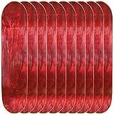 Cal 7 Blank Maple Skateboard Decks (Bundle of 10)