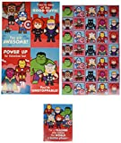 Hallmark Kids' Valentines With Stickers (Marvel Avengers), Pack - Best Reviews Guide