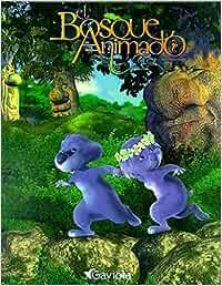 El Bosque Animado. El Libro de la Película: Amazon.es: Libros