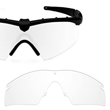 revant replacement lens for oakley m frame 2 0 strike crystal clear rh amazon com