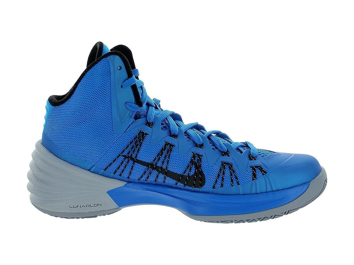official photos e0f89 283af Amazon.com   Nike Hyperdunk 2013 Mens Basketball Shoes (11, Photo Blue Wolf  Grey Black)   Basketball
