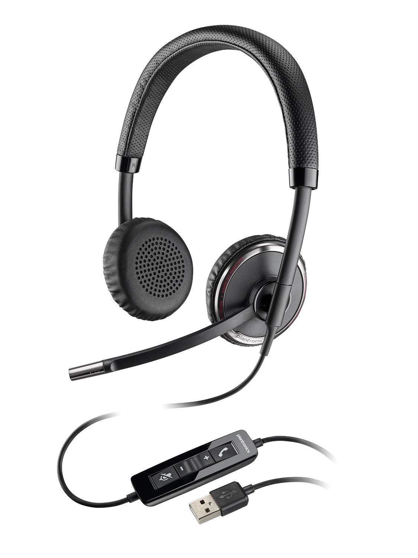 Plantronics Blackwire 500 C520-M USB Binaural Microsoft-Certified Version Headphone