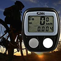 Schrodinger15 20005 Bicycle Cycle Computer Cyclometer Speedometer 14F