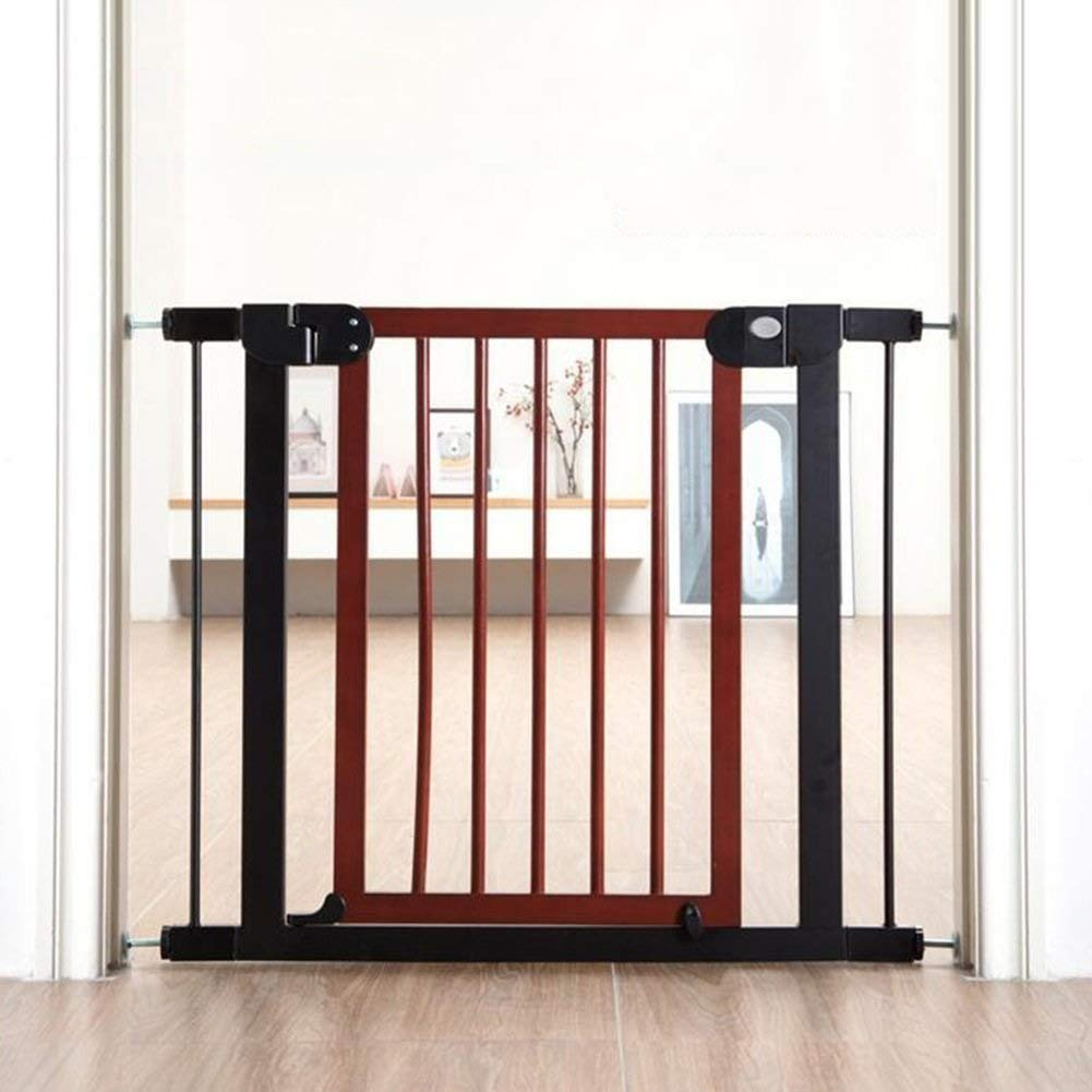 Amazoncom Baby Fence Wooden Safety Gate Indoor Baby Gates Door