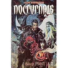 Nocturnals Volume 1: Black Planet