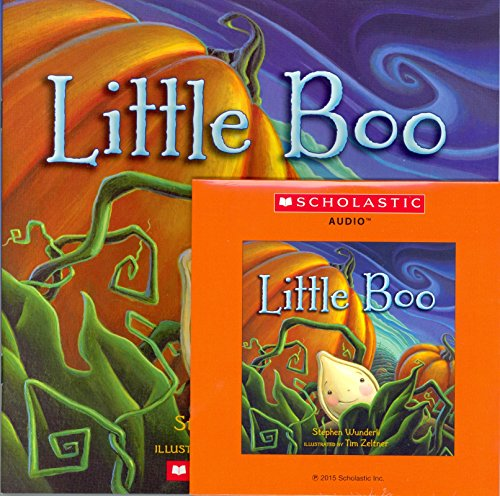 Little Boo (Paperback and Read Along CD)
