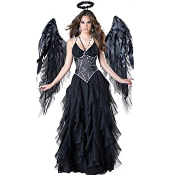 Professionel heiß-verkaufender Fachmann Offizielle Website Olydmsky karnevalskostüme Damen Kostüm Halloween Sexy Engel ...