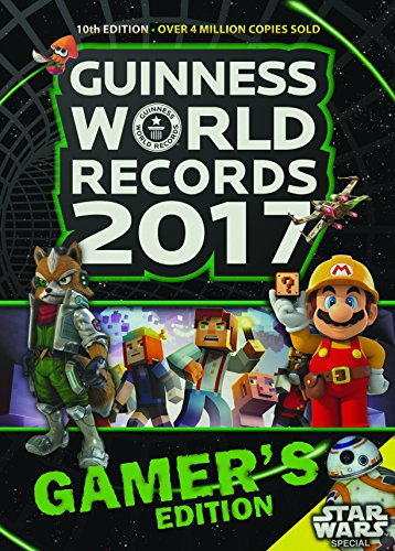 Pdf Teen Guinness World Records Gamer's Edition 2017 Ebook