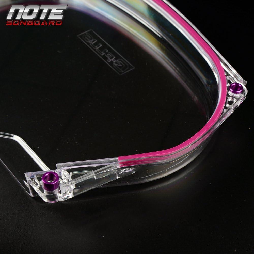 Clear Timing Belt Cover Pulley For Mitsubishi Lancer Evolution EVO4-8 4G63 DSM