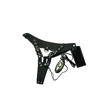 Amazon.com: Electric Shock Chastity Cinturón para mujer para ...