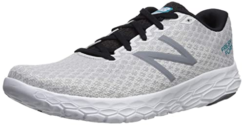 New Balance Fresh Foam Beacon, Zapatillas de Correr para Hombre, Gris Light Grey, 43 EU: Amazon.es: Zapatos y complementos