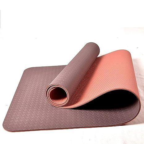 Amazon.com : Yoga Mat - Fitness Yoga Men and Women Multi ...