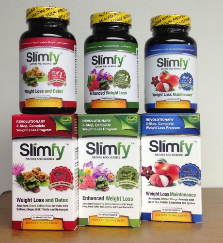 Slimfy-Weight-Loss-Supplements-Milk-Thistle-Saffron-Extract-Resveratrol-CoQ10-Maqui-Berry-Raspberry-Ketone-Fat-Burner-Liver-Cleansing-African-Mango-Extract-Coq10-Green-Tea-Extract-Lychee-Extract-Caral
