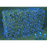150 Count Blue LED Dome Style Net Light - 6 x 4 Feet