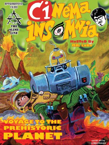 Cinema Insomnia: Voyage to The Prehistoric Planet