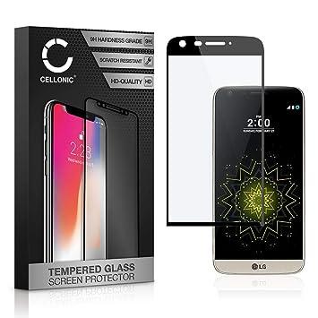 CELLONIC® Cristal Protector de la Pantalla para LG G5 (3D Full ...