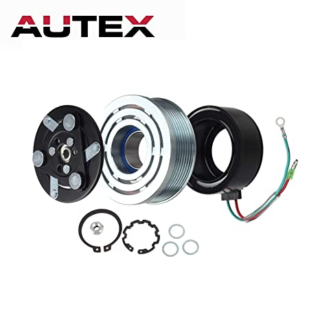 Ca a/c compresor Kit de montaje de embrague para 2006 2007 2008 2009 2010