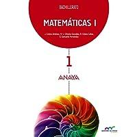 Matemáticas I. (Aprender es crecer en conexión) - 9788467826883