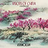 Ashmolean Museum - Visions of China Wall Calendar 2018 (Art Calendar)