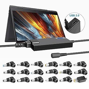 KFD - Cargador de alimentación Universal para ASUS Lenovo ...