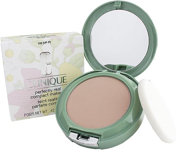 Maquillaje compacto Perfectly real de Clinique 110, pack de 1 unidad de 12 g.: Amazon.es: Belleza