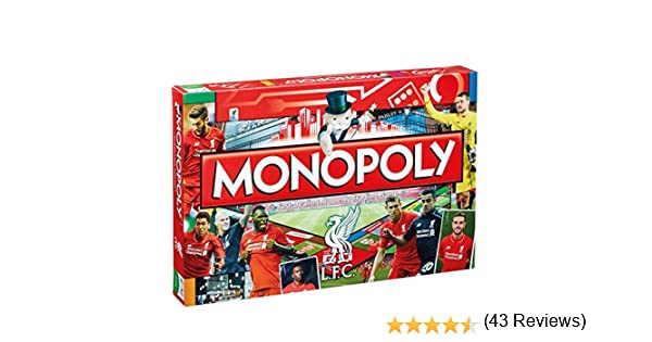 Monopoly - Juego de Mesa, de 2 a 8 Jugadores (Winning Moves UK ...