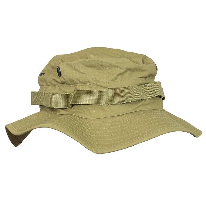 Mil-Tec Boonie Sombrero británico con protección Cuello Ripstop  Amazon.es   Ropa y accesorios 8ed72e1c0d0