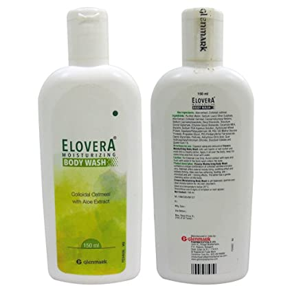 be6a6a5e3 Buy Glenmark Elovera Moisturising Body Wash 150ml ( Pack of 2 ) Online at  Low Prices in India - Amazon.in