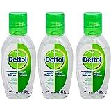 Dettol Instant Hand Sanitizer - Original 50ml (Pack of 3)