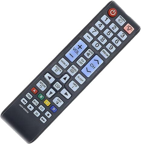 DEHA TV Remote Control for Samsung UE40F5500 Television