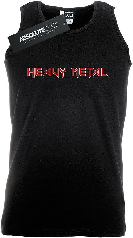 Drewbacca Hombre Heavy Metal Camiseta Sin Mangas Negro Small: Amazon.es: Ropa y accesorios