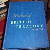 img - for Masters of British Literature Volume Two (Wordsworth-Eliot) book / textbook / text book