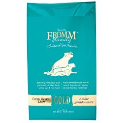 3. Fromm Family Foods 33 lb Gold Nutritionals Dog Food