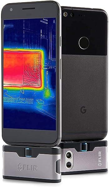 FLIR(フリアー)【国内正規品】android(Type-C)用 FLIR ONE Gen3 4800画素 1年保証 赤外線サーモグラフィー メーカー品番:435-0005-03