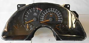 99-02 Pontiac Firebird 5.7L V8 Instrument Cluster Speedometer 157k Warranty #945