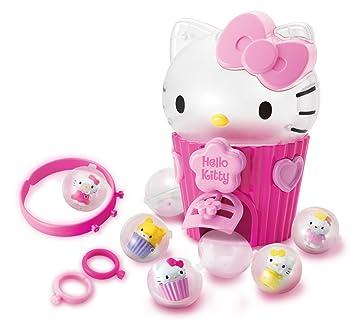 Hello Kitty Squishy Cupcake Dispenser - Joyas (HTI): Amazon.es: Juguetes y juegos