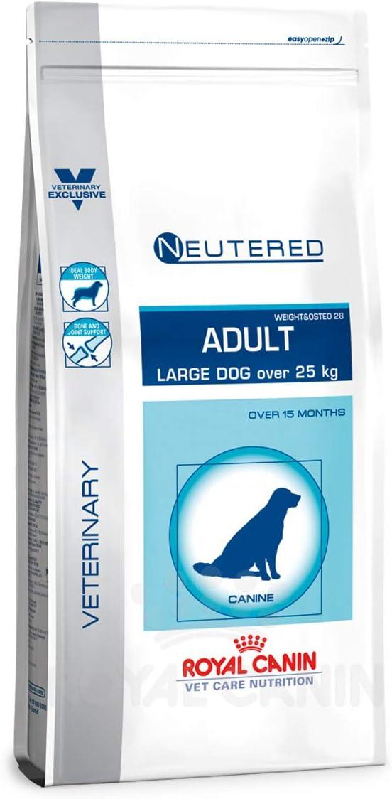 Royal canin neutered adult large dog Vet Size perros grandes