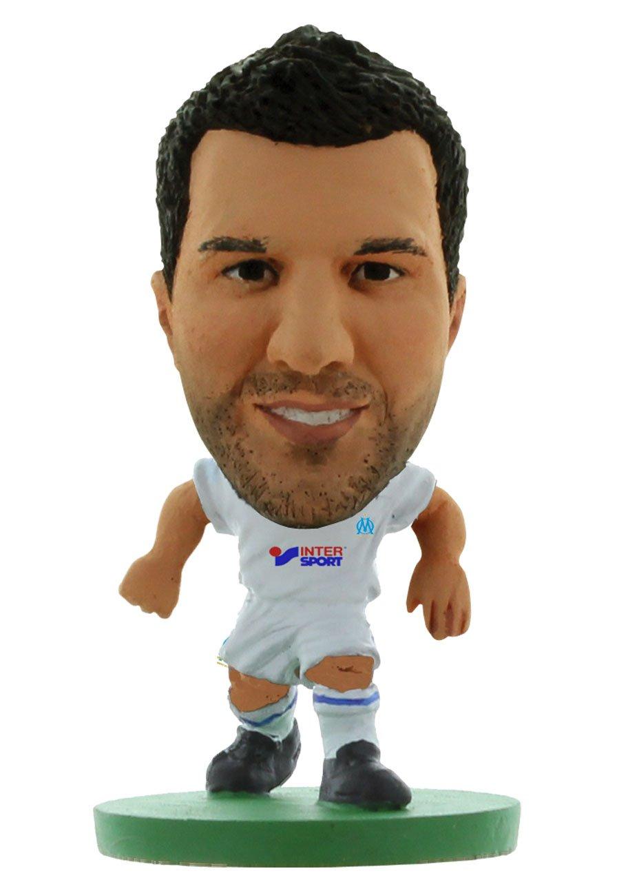 400779 SOCCERSTARZ Figurine Sport Officiellement Autoris/é De Andre-Pierre Gignac dans Le Maillot Officiel du Om Marseille