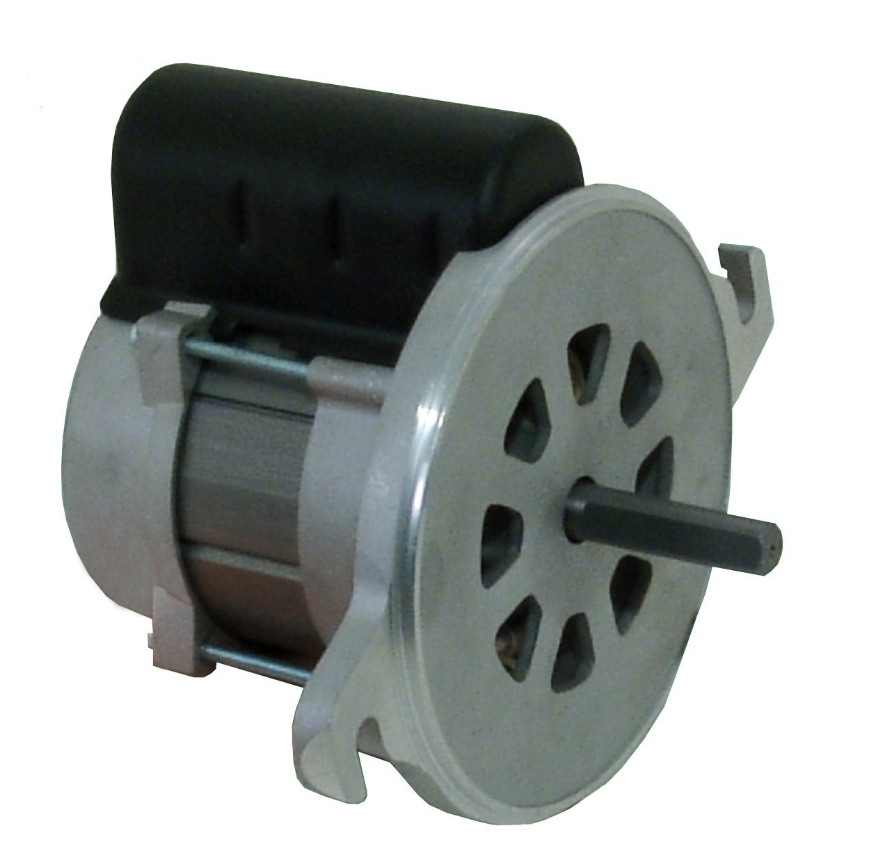 CWOSE Rotation Oil Burner Motor Smith OBK6002V1 1//7 HP Totally Enclosed 3450 RPM Ball Bearing 48M Frame 115 Volts A.O