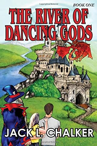 book cover of The River of Dancing Gods