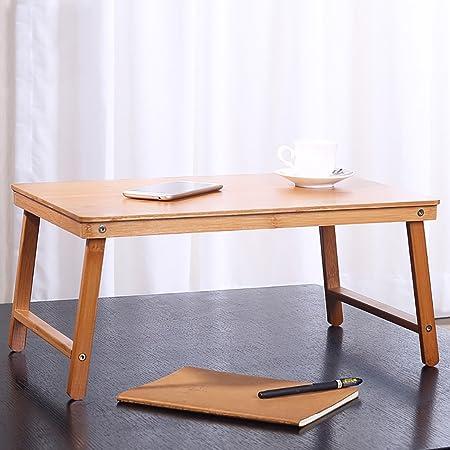 Mesa Plegable de Escritorio de la computadora de bambú Nan Mesa ...