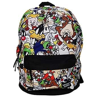 Amazon.com | Warner Bros Looney Tunes Backpack with Handle