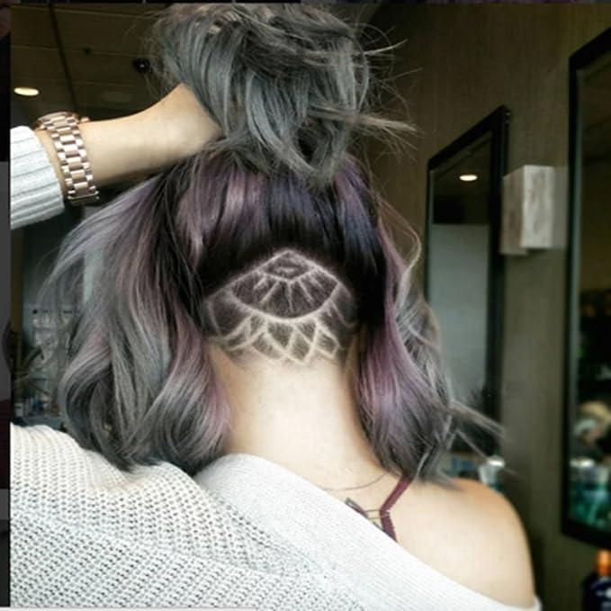 Jelinda - Pinzas para el pelo, tatuaje y herramienta para recortar ...