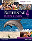 NorthStar Listening and Speaking 4 with Interactive Student Book access code and MyEnglishLab (Northstar Listening & Speaking)
