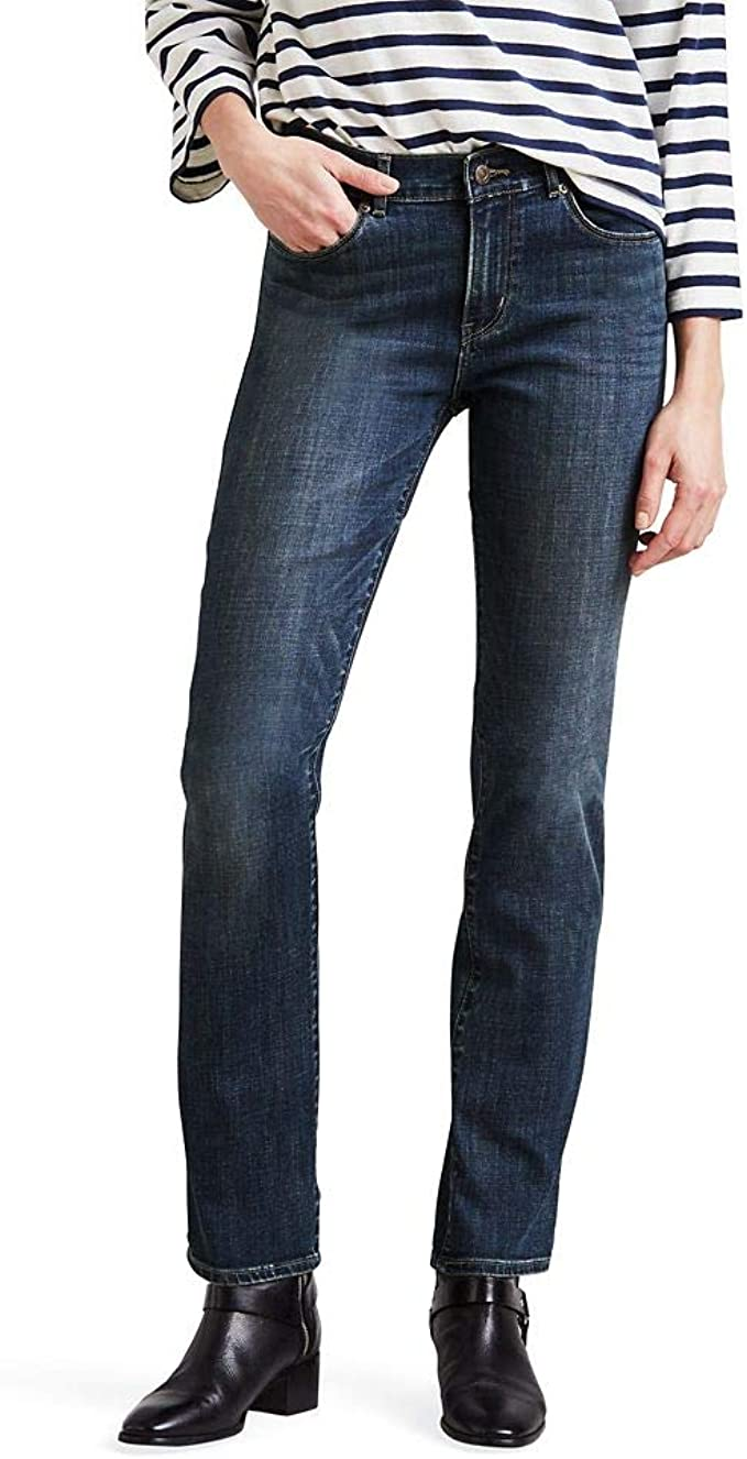 Levi's Women's Classic Straight Leg Jeans Denim jeans for women | Denim Fashion for Women