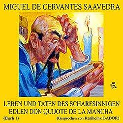 Leben und Taten des scharfsinnigen edlen Don Quijote de la Mancha: Buch 1